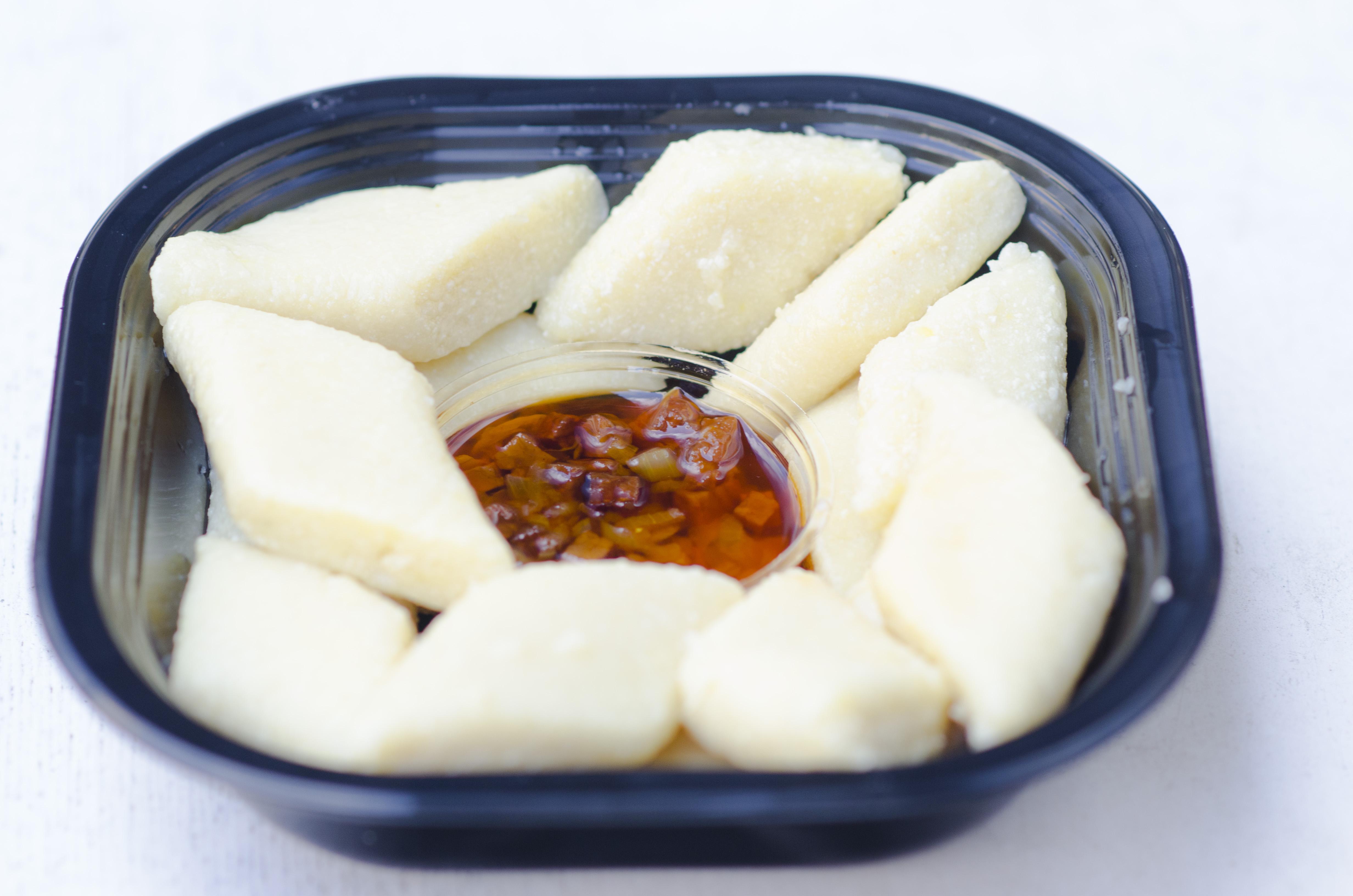 kluski leniwe z tofu